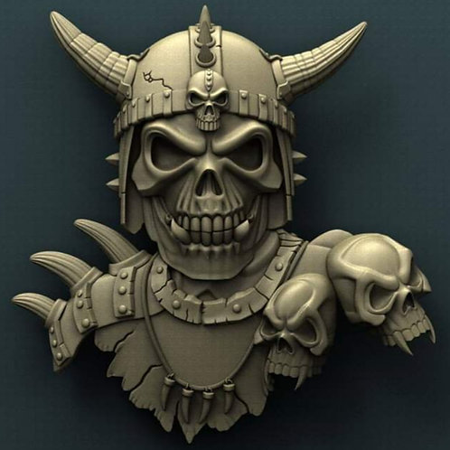 Skeleton Viking