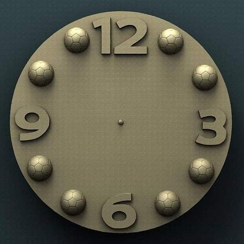 Bold Clock