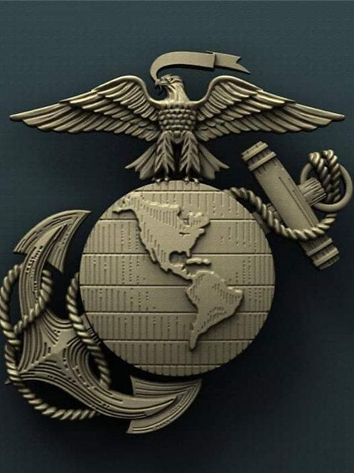 Marines Shield