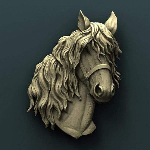 Horse Figurehead