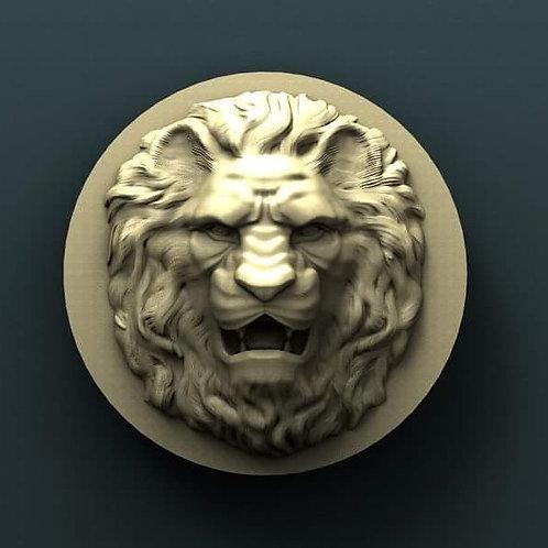 Lion Figurehead