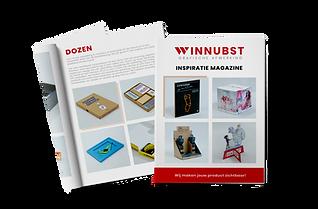 cadeaupakket - magazine
