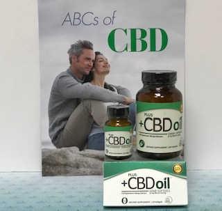 CV 10 mg Full Spectrum Hemp CBD softgels