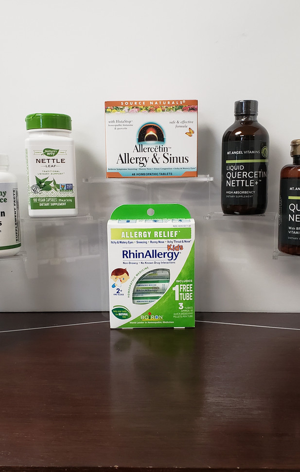 Allergy & Immune Support products