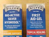 Sovreign Silver Bio Active Silver