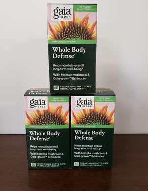 Gaia Whole Body Defense
