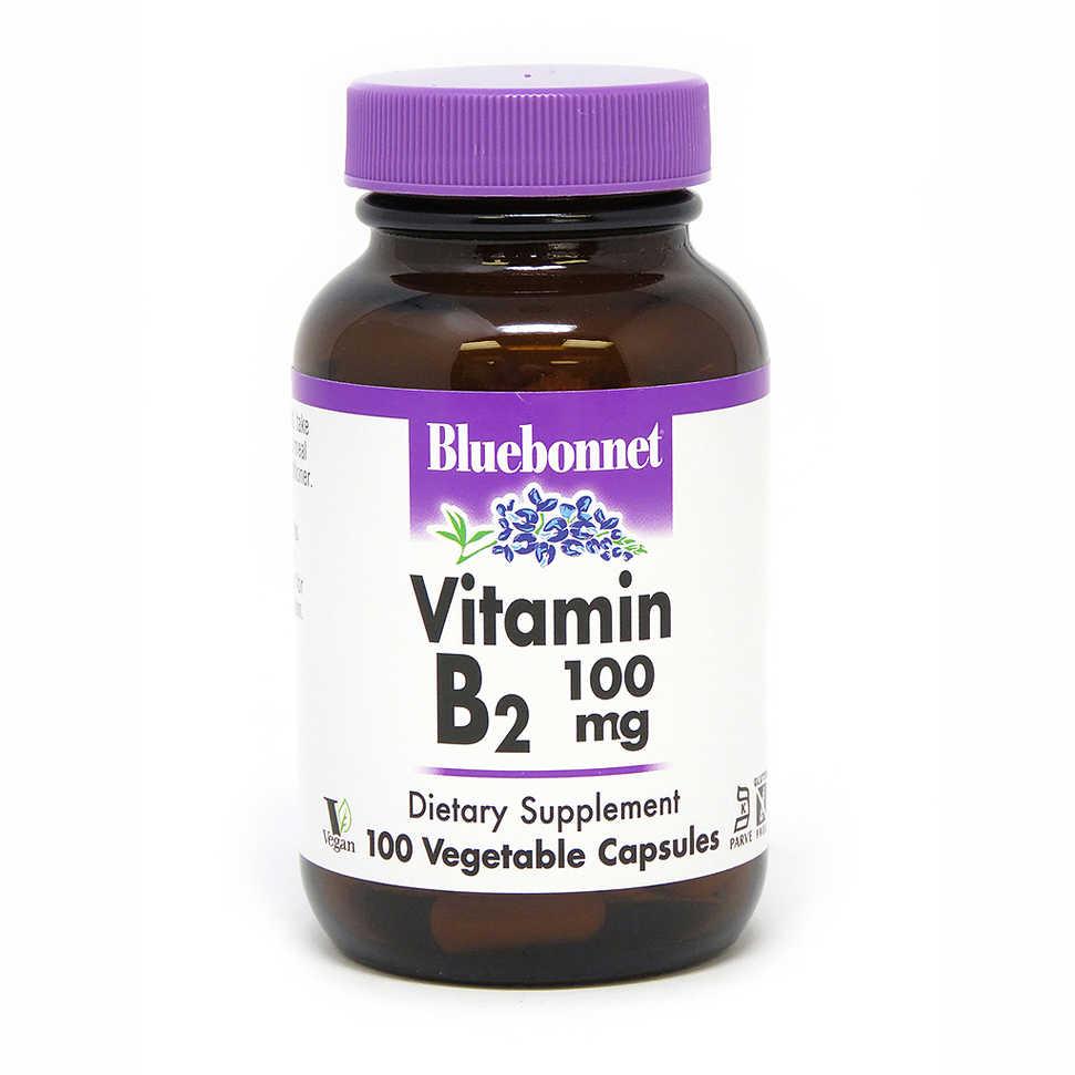BB-B2-100mg Riboflavin-100vc-74371500426