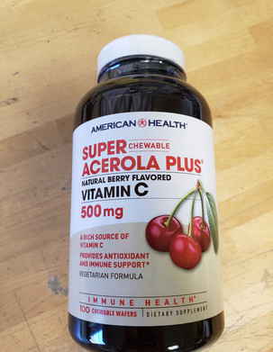 Super Acerola Plus Vit C
