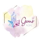 Gems By. UniK - Logo 2020 Splash.png
