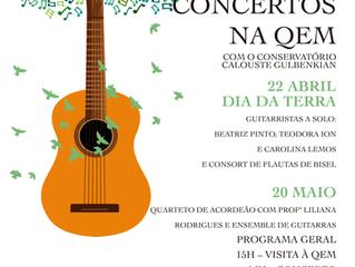 Concertos na QEM