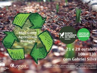 Mini-Curso Agricultura Biológica