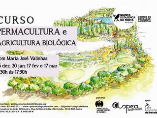 Curso de Permacultura e Agricultura Biológica