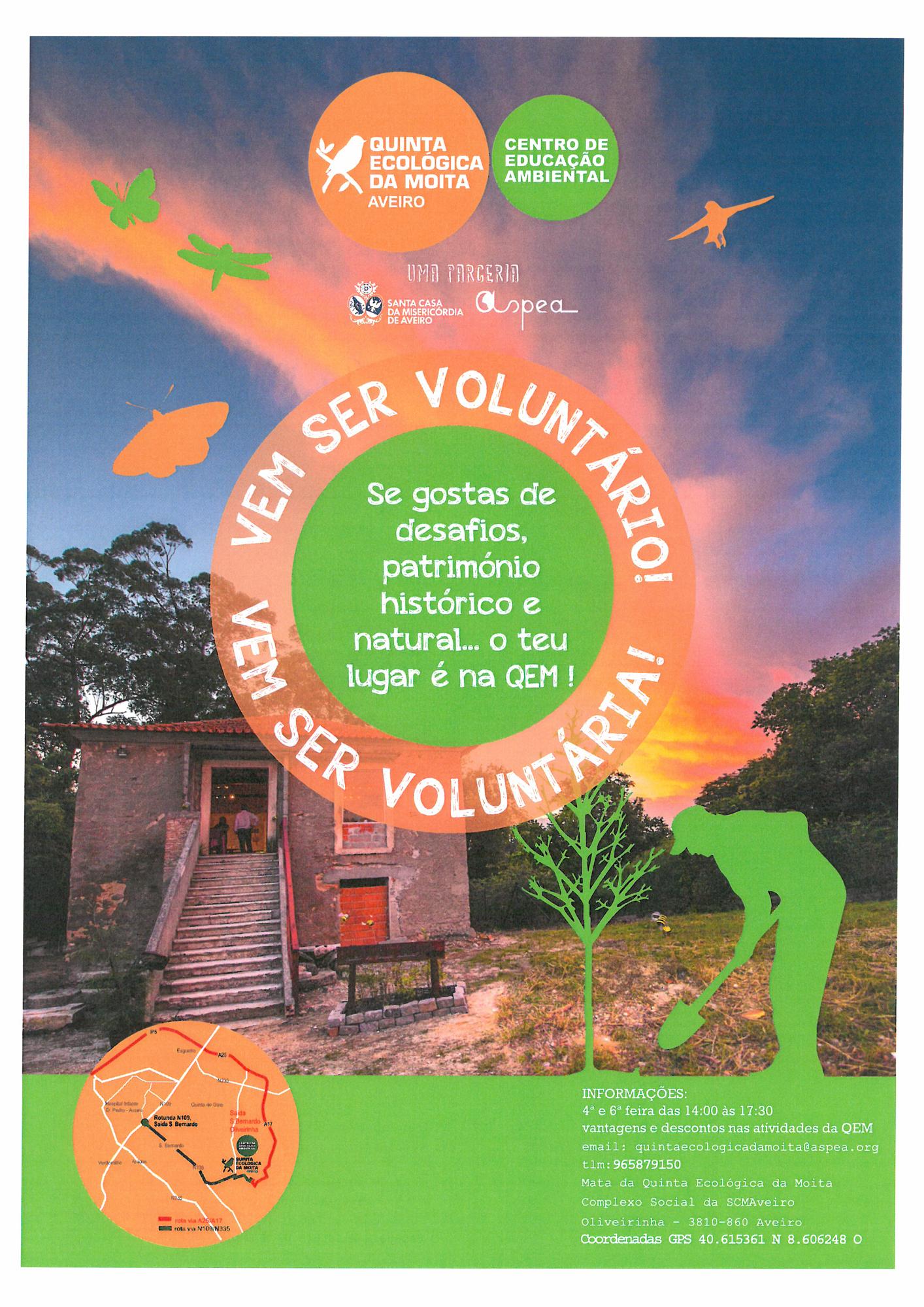 QEm - Vem ser voluntário