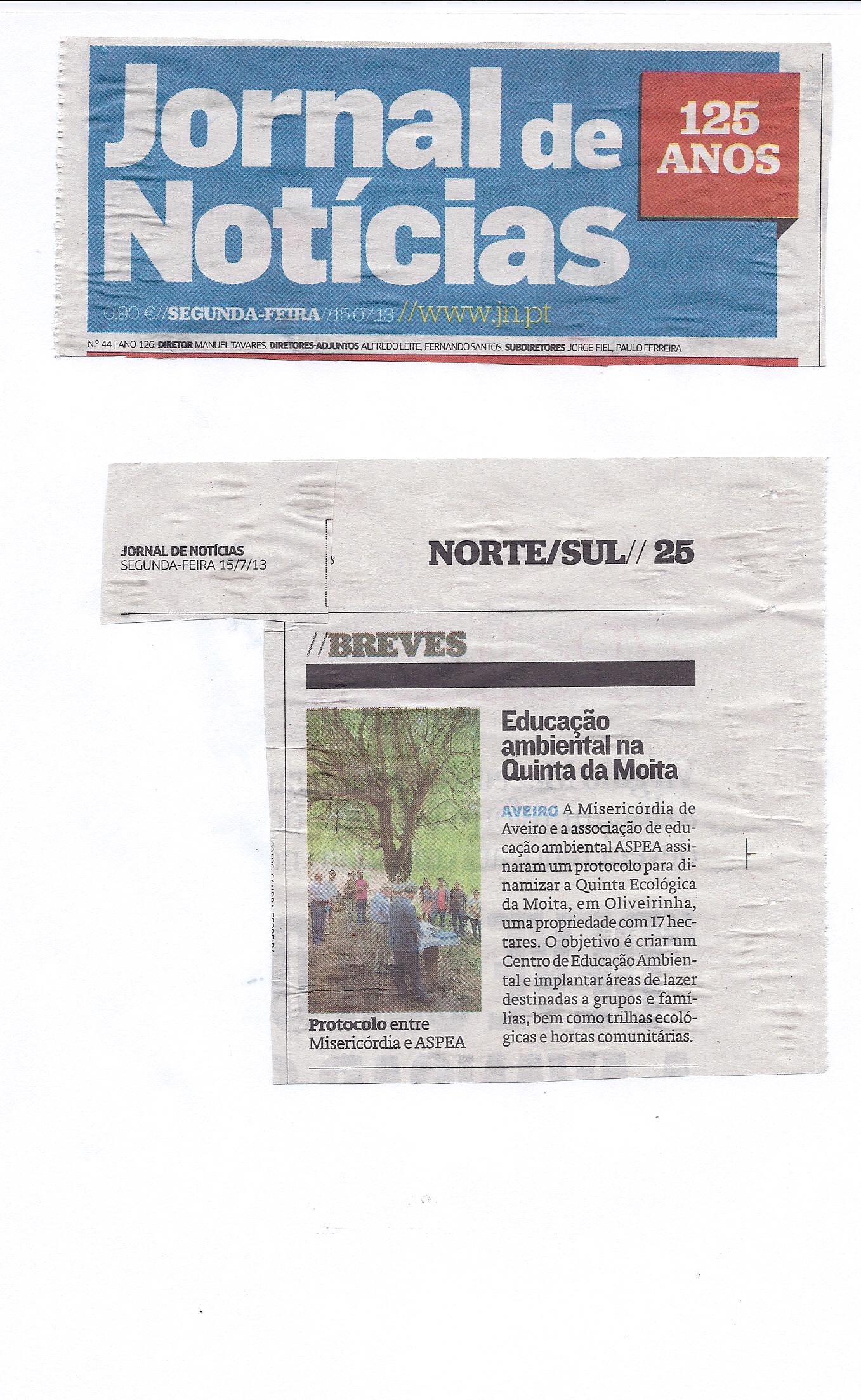 2013-07-15 Noticia JN Mata da Moita