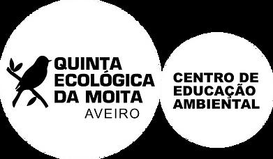 Logo quinta ecologica da moita aveiro - centro de educação ambiental