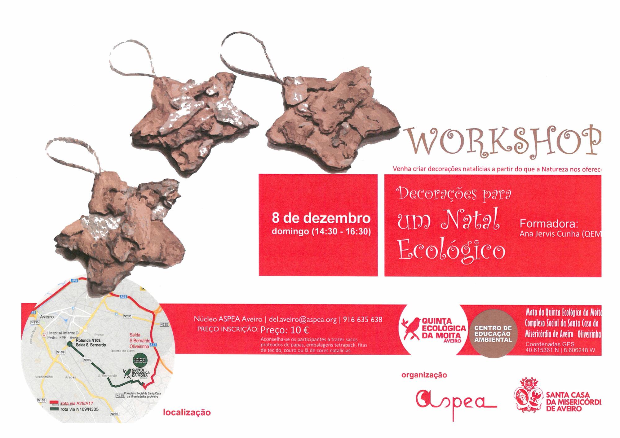 QEM - Workshop natal ecológica