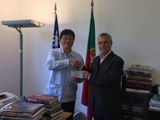 ASPEA recebe apoio de Taiwan a projetos de conservação e educação ambiental