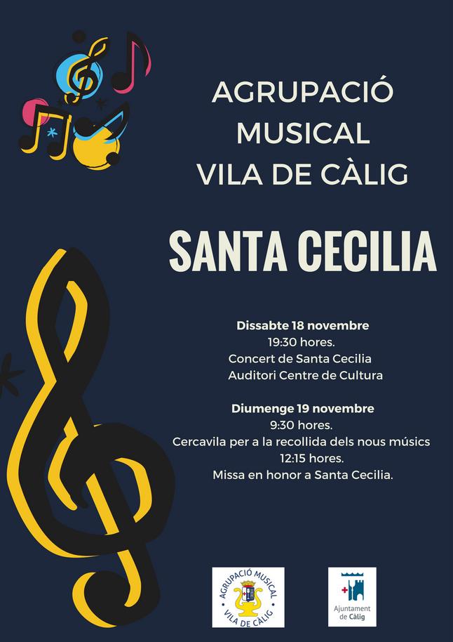 Actes de Santa Cecilia