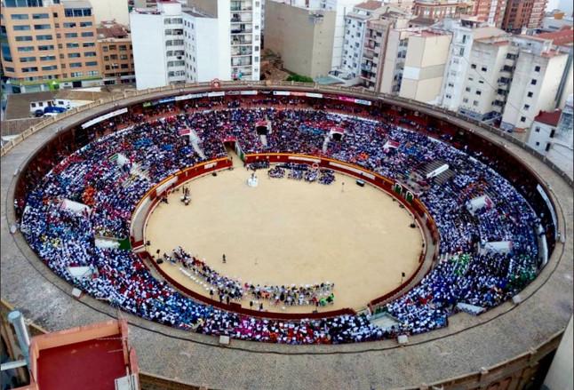 Participació als actes del 50 aniversari de la FSMCV a Castelló