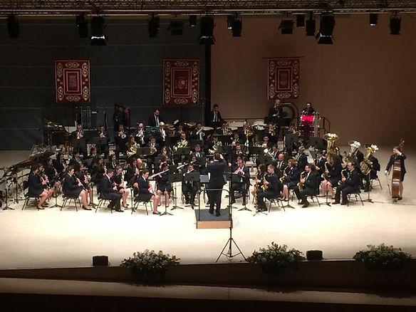 Actuació al Certamen Provincial 2017