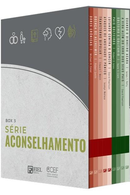 Box 2: Série Aconselhamentos (nº19 ao nº27)