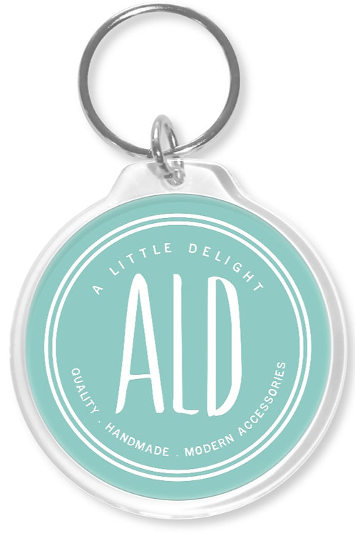 Official ALD Logo Keychains
