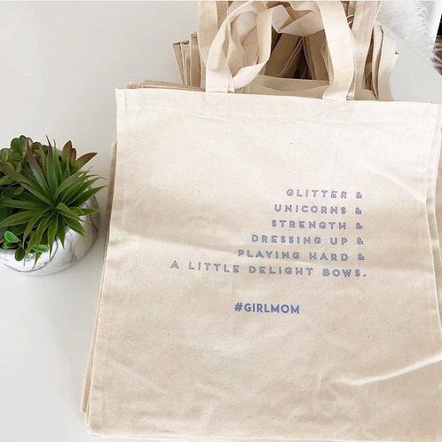 ALD #GIRLMOM Tote Bag