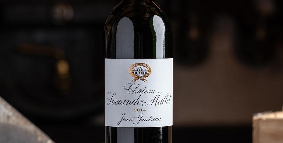 Château Sociando-Mallet 2012 / Haut-Médoc / 75cl