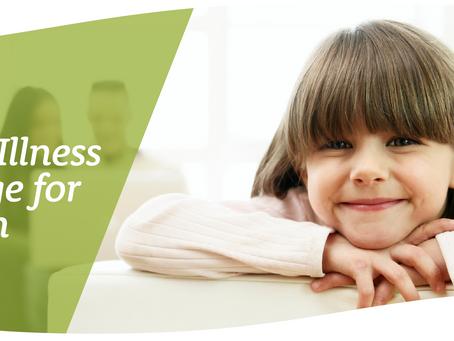 Critical Illness Coverage for Children