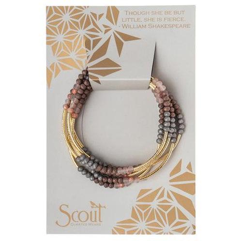 Scout Wrap Bracelet/Necklace