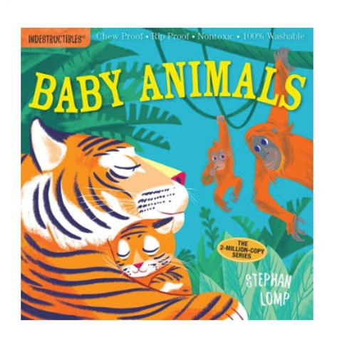 Baby Animals (Indestructibles Series)