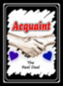 Acquaint Card Game