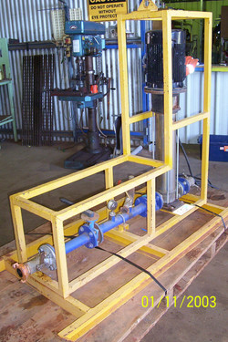 Pressure Pump - Pipe Testing