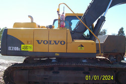 Excavator Yard 21T #2