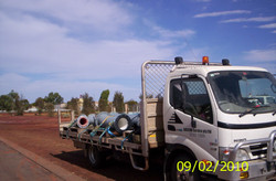 Fab - Spools Delivery to Site