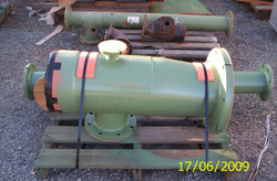 Rubber Lined Pipe Spool
