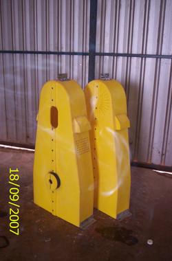 Fab - Poly Belt & Coupling Guard 4