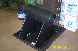Fab - Poly Suction Pipe Stand