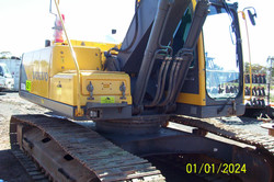Excavator Yard 21T #1