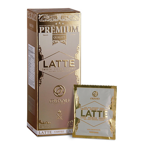 Gourmet Cafe Latte 7-day Sample Pack