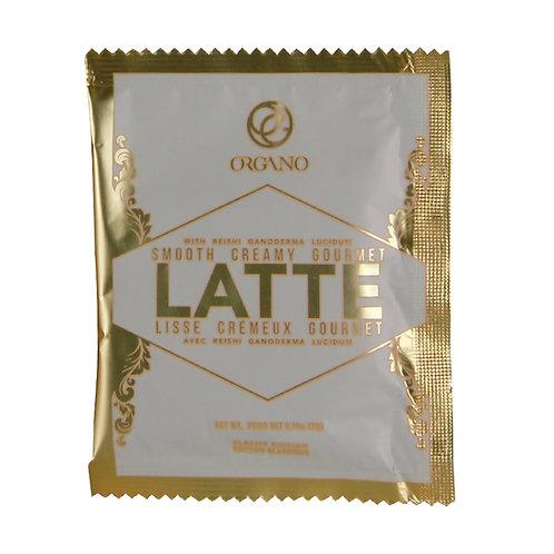Gourmet Cafe Latte Sample