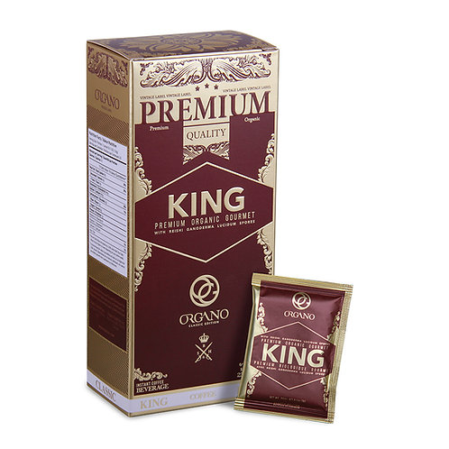 Gourmet Organic King of Coffee 7-day Sample Pack