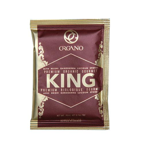 Gourmet Organic King of Coffee Sample