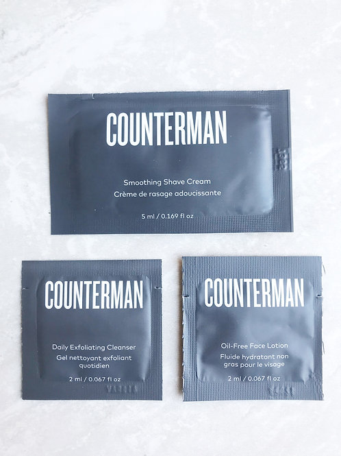 Counterman Sample Set
