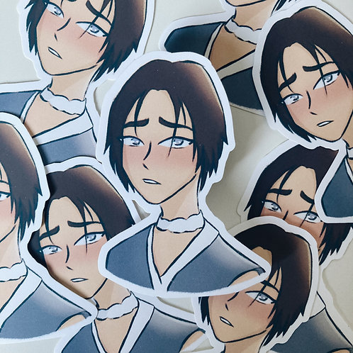 Sokka // avatar the last airbender sticker
