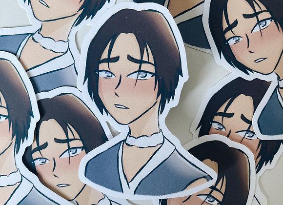 Sokka | avatar the last airbender sticker