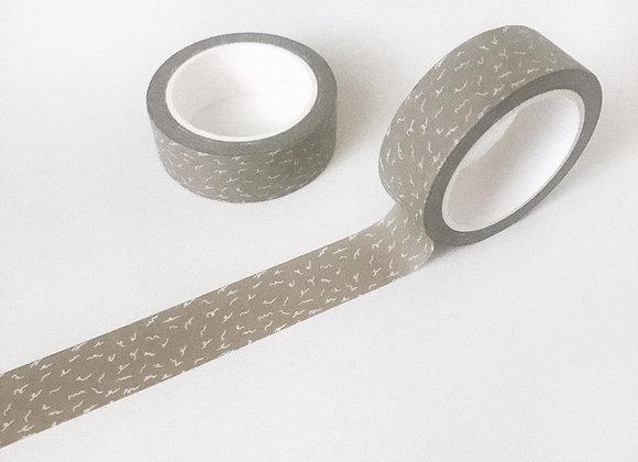 dust   washi-tape