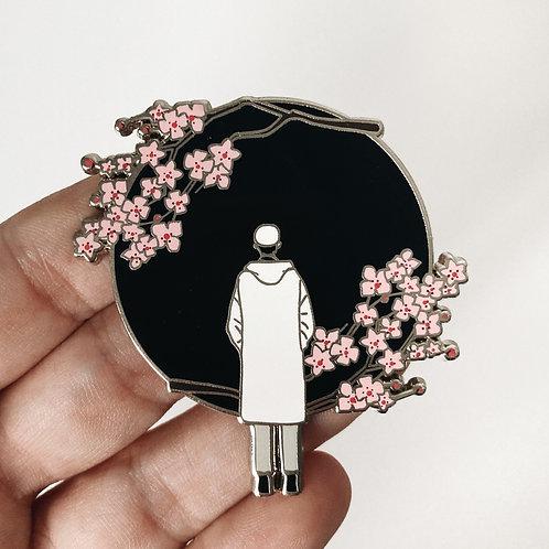 Tokyo // enamel pin