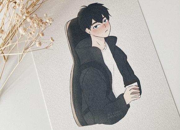 Uenoyama | given print