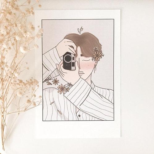flowers // print